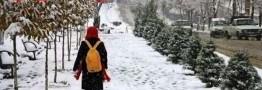 تعطیلی مدارس اردبیل برای ششمین روز