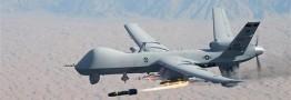 یک پهپاد آمریکایی در کابل سقوط کرد