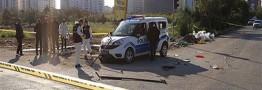 زخمی شدن دو افسر پلیس بر اثر انفجار بمب در ترکیه