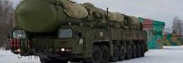 """شلیک موشک \""""یارس\"""" ؛نمایش قدرت \""""کرملین\"""" در شرق اروپا + تصاویر"""