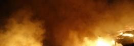 مجتمع پتروشیمی تندگویان آتش گرفت