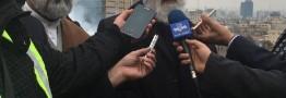 محبوس شدن 15 آتش نشان در پلاسکو