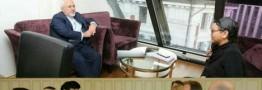 گزارش ظریف از رایزنیاش با موگرینی و وزرای خارجه نروژ و اندونزی در اسلو