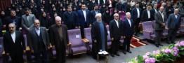 روحانی به دانشگاه فرهنگیان رفت