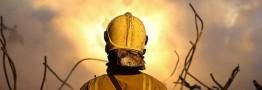 زمان تشییع شهدای آتش نشان تغییر کرد