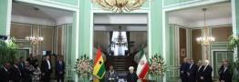 توسعه روابط با کشورهای آفریقایی