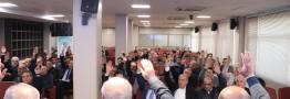 برگزاری مجمع عمومی انجمن ملی صنایع پلیمر ایران و انتخابات دوره چهارم