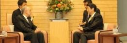 استقبال نخست وزیر ژاپن از توافق «برجام»/ دعوت روحانی برای سفر به ژاپن