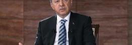 اردوغان:مایل نیستم اختلاف نظربین ایران وترکیه بر روابط خوب دو همسایه تاثیر بگذارد