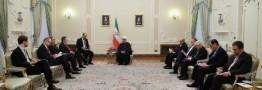 روحانی: تهران و برلین راه گسترش روابط همه جانبه را گشوده اند