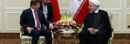 روحانی:همکاری ایران و ترکیه پایه های ثبات در منطقه را مستحکم می کند