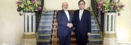ظریف با نخست وزیر تایلند دیدار کرد