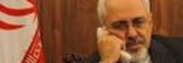 ظریف خواهان حل مسالمت آمیز اختلافات ارمنستان و آذربایجان شد