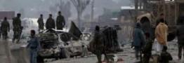 حمله انتحاری دیروز کابل در 10 سال گذشته بی سابقه بود
