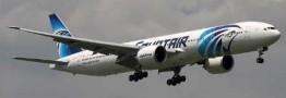 ناپدید شدن هواپیمای مسافربری مصری