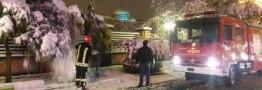 استاندار اردبیل خواستار ارسال تجهیزات از تبریز برای مقابله با بحران برف شد