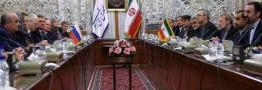 لاریجانی: ایران و روسیه می توانند با کمک یکدیگر، صلح و امنیت را به غرب آسیا بازگردانند