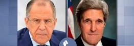 دومین مذاکره لاوروف و کری در یک روز برای سوریه