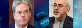 تماس تلفنی وزیر امور خارجه ایتالیا با محمدجواد ظریف