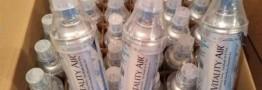 فروش هوای پاک در چین/هر بطری ۳۰ دلار