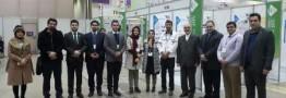 کسب 11 مدال مسابقات جهانی اختراعات کره جنوبی توسط تیم ایران