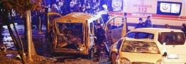 وزارت کشور ترکیه: حداقل 29 تن در انفجارهای استانبول کشته و 166 تن زخمی شده اند
