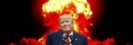 ترامپ :رقابت هسته ای اشکالی ندارد
