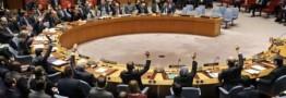 قطعنامه ضد شهرک سازی رژیم صهیونیستی در شورای امنیت سازمان ملل تصویب شد