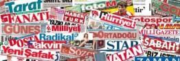 اظهارات پوتین در مورد ترکیه، سرخط روزنامه های ترکیه / 4 دی