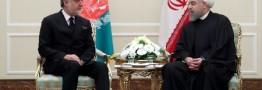 روحانی:امنیت، ثبات سیاسی و وحدت ملی، پایه های اصلی برای روند توسعه افغانستان و رفاه مردم آن است