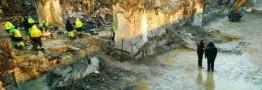 عملیات آواربرداری ساختمان فروریخته پلاسکو پایان یافت