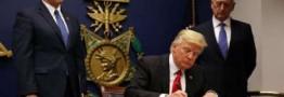 ترامپ فرمان جدید مهاجرتی آمریکا را امضا کرد