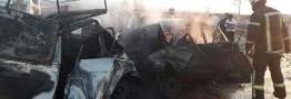 تصادف درجاده سبزوار-اسفراین با 7 کشته