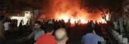 انفجار تروریستی در مجلس عروسی در تکریت عراق 23 کشته برجای گذاشت