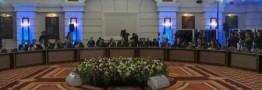 چهارمین دورمذاکرات آستانه با تلاش ستودنی ایران وروسیه در حال برگزاراست