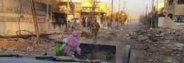 عراقی ها پیشروی به سمت موصل قدیم را آغاز کردند/ بخش های جدیدی از غرب موصل آزاد شد