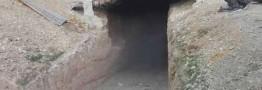 کشف تونل های ماشین رو تروریست ها در شرق دمشق
