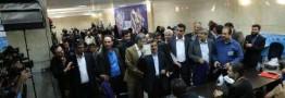 احمدینژاد در انتخابات نامنویسی کرد/ سلاح ما قلم است