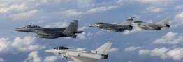 رزمایش جنگندههای آمریکا و کره جنوبی در اوج تنشها در شبه جزیره کره