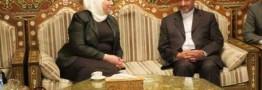 سفیر جدید جمهوری اسلامی ایران وارد دمشق شد