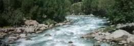 غرق شدن دختر بچه ای در رودخانه سهرین زنجان
