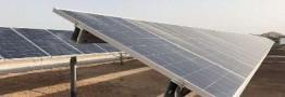 نیروگاه 10 مگاواتی خورشیدی در اصفهان به بهره برداری رسید