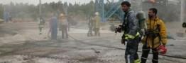 جزییات آتشسوزی پتروشیمی رجال ماهشهر