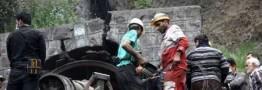 گلستان سوگوار زمستان یورت/سفر رئیس جمهوری برای کاهش آلام معدنکاران