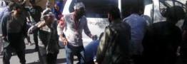 وقوع انفجاری مهیب در منطقه دیپلماتیک کابل با 50 کشته و 100 زخمی