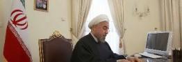 روحانی: ملت ایران هر دسیسه و توطئه بدخواهان را با وحدت و انسجام بیشتر و با ساختار قدرتمند امنیتی خود در هم خواهد شکست