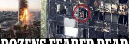 تلفات آتشسوزی برج گرنفل لندن به 30 تن رسید