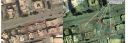 روسیه تصاویر محل مرگ احتمالی سرکرده داعش را منتشر کرد