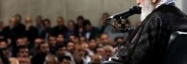 رهبر انقلاب:جمهوری اسلامی با اقتدار ایستاده و ملت به دشمنان سیلی خواهد زد