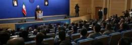روحانی: رقابتها گذشت،امروز همه باید یک تیم باشیم/ زنان باید در صحنه های ورزشی حضور فعال داشته باشند